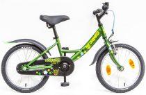 Zöld Csepel Drift 16 gyerek kerekpar
