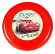 Frizbi-Verdak-Cars-piros
