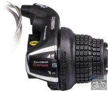 Shimano Revoshift - Jobb 6 sebességes marokváltó