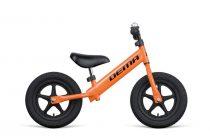 Gyermek futóbicikli DEMA Beep AIR LT - Felfújható belsővel  - Narancs