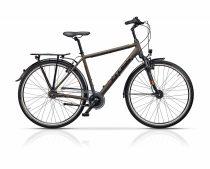 Cross Citerra Férfi kerékpár | Agyváltós N7 | 48cm | Mattszürke