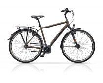 Cross Citerra Férfi kerékpár | Agyváltós N7 | 52cm | Mattszürke