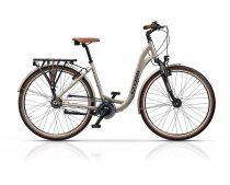 Cross Cierra Női kerékpár Low Step | Agyváltós N8 | 43cm | Bézs