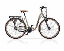 Cross Cierra Női kerékpár Low Step | Agyváltós N8 | 48cm | Bézs