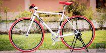 Egyedi Csepel Torpedo kerékpár