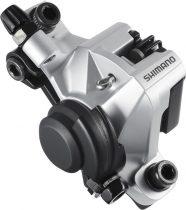 Shimano BR-M375 Mechanikus tárcsafék test első vagy hátsó ezüst