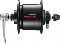 Shimano-Nexus-DH-C3000-3N-QR-agydinamo-Fekete