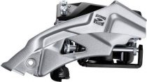 Shimano ALTUS FD-M2000 Első váltó Top Swing alul-felül húzós 3x9 fokozatú alsó bilincses TS3