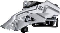 Shimano ALTUS FD-M2000 Első váltó Top Swing alul-felül húzós 3x9 fokozatú alsó bilincses TS6