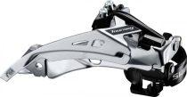 Shimano TOURNEY FD-TY710-TS6 Top Swing első váltó alul-felül húzós 3x8-7-fokozatú alsó bilicses