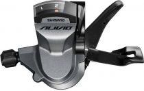 Shimano ALIVIO SL-M4010 Rapidfire Plus váltókar 2 fokozatú bal
