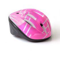 Kerékpáros sisak - M - 55-58 cm - rózsaszín