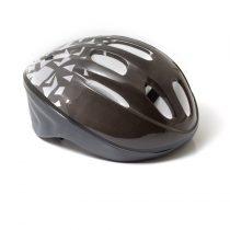 Kerékpáros sisak -  L - 58-61 CM - fekete