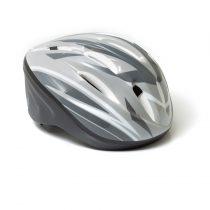 Kerékpáros sisak - M - 55-58 cm - szürke