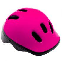 Kerékpáros sisak - S - 48-52 cm - pink