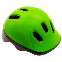 Kerékpáros sisak - S - 48-52 cm - zöld