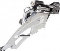 Shimano DEORE XT FD-M8000-L Side Swing első váltó 3x11 fokozatú alsó bilincses