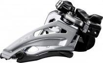 Shimano DEORE XT FD-M8020-L Side Swing első váltó 2x11 fokozatú alsó bilincses