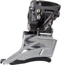 Shimano DEORE XT FD-M8025-H alul-felül húzós hagyományos első váltó 2x11 rendszerhez felső bilincses