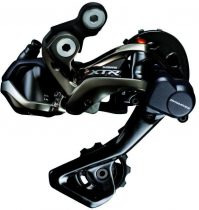 Shimano XTR RD-M9050-SGS SHIMANO SHADOW RD+ (11-fokozatú) Hátsó váltó direct mount DI2