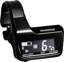 Shimano DEORE XT M8050 SC-MT800 Rendszerinformációs kijelző D-fly Bluetooth