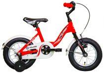 "Koliken Kid Bike 12"" fiú kerékpár - Piros"