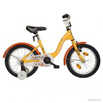 Koliken-Bee-16-kislany-biciki-Sarga-szinben-