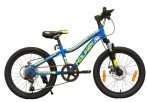 Koliken-Rock-Kid-24-fiu-bicikli-Fekete