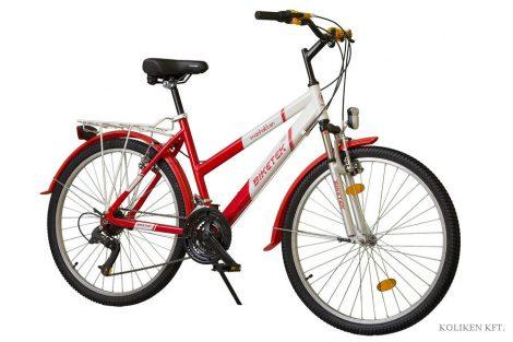 Koliken-Biketek-ALU-vazas-noi-ATB-kerekpar-26-Fehe