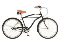 Neuzer California Cruiser Férfi kerékpár Fekete