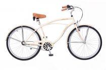 Neuzer California Cruiser Férfi kerékpár Krem