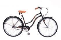 Neuzer California Cruiser kerékpár női Fekete