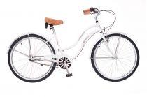 Neuzer California Cruiser kerékpár női Fehér