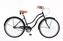 Neuzer Beach Cruiser Női kerékpár fekete