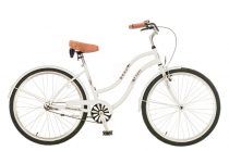 Neuzer Beach Cruiser Női kerékpár-Feher