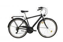 """Neuzer Ravenna 30 férfi Trekking Kerékpár - fekete/kék- barna - 19"""""""