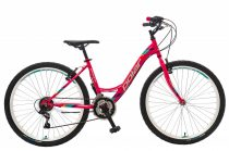 """Polar Modesty LS kerékpár 26"""" - lány - rózsaszín - Extra kicsi vázzal"""