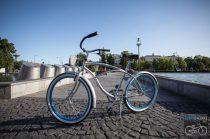 Egyedi Stray Cat Cruiser kerékpár