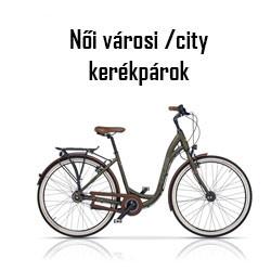 Női Városi / City kerékpárok