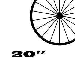 20 colos kerékpár felnik nagy választéka