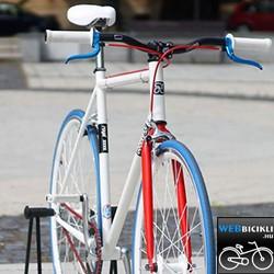 Férfi Fixi Kerékpár - Csepel Royal / RMS