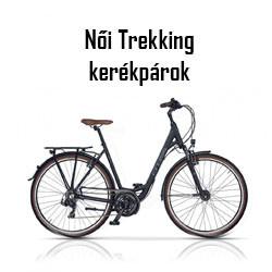 Női Trekking kerékpárok