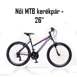 """Női MTB kerékpár - 26"""""""