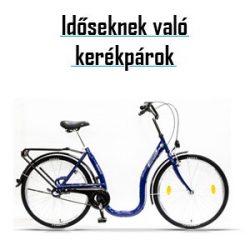 Idősebbeknek való kerékpár