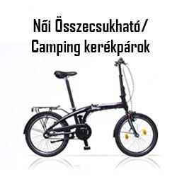 Női Összecsukható / Camping kerékpár