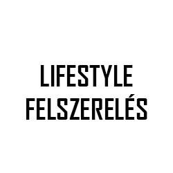 Kiegészítők - Lifestyle felszerelés