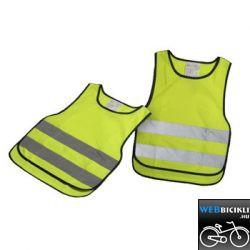 Kerékpáros Láthatósági Mellény - Pánt