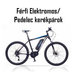 Férfi Elektromos / Pedelec kerékpár