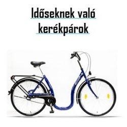 Alacsony átlépésű kerékpár