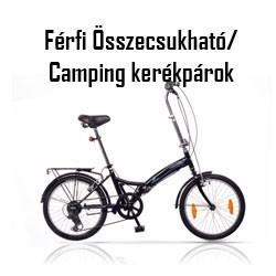 Férfi Összecsukható / Camping kerékpár